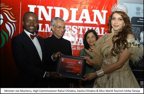 First Ever Indian Film Festival Hosted in Kenya