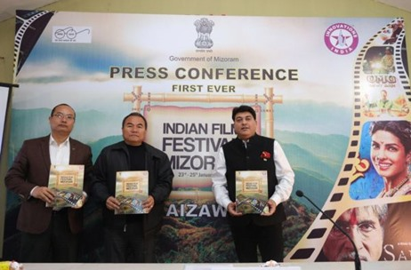 Indian Film Festival Mizoram Comes For The First Time To North East India