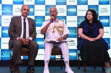Jagran Solutions Manages the Launch of Discovery India's New Show 'Indian Submariner'