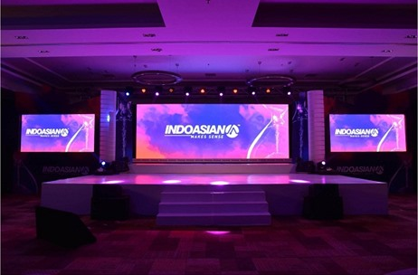AForPineapple Takes IndoAsian Annual Sales Conference to Kolkata
