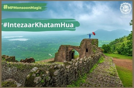 MP Launches #IntezaarKhatamHua with Influencers to Promote Monsoon Destinations & Caravan Tourism