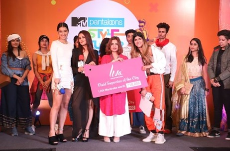 Insync Marketing & Event Solutions Executes the MTV Pantaloons Style Superstar Season 2