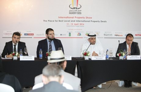 Strategic Marketing & Exhibitions Presents the International Property Show 2016 in Dubai