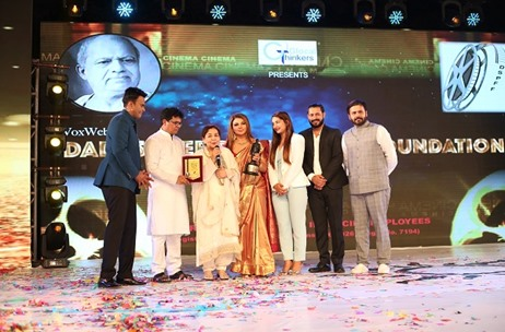 Jagran Solutions Executes Dadasaheb Phalke Film Foundation Awards 2018