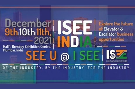 First ISEE Expo Postponed from May to Dec; it will be a Physical Event at Bombay Exhibition Centre