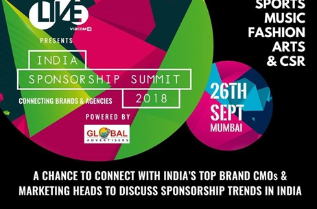 Here Is What's in Store at the Debut Edition of India Sponsorship Summit 2018 Today