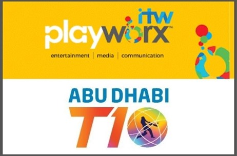 ITW Playworx Wins Sponsorship Mandate of the Abu Dhabi T10 League Starting on January 28