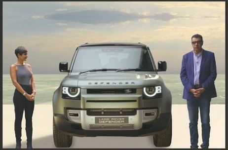 Jaguar Land Rover India Creates Immersive Digital Experience for Launch of the New Defender