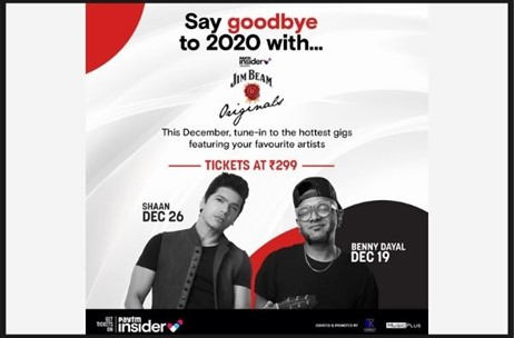 Benny Dayal and Shaan to Spin Out Bruno Mars, Bryan Adams Hits in Jim Beam Originals on Dec 19, 26