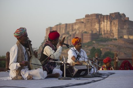 Mehrangarh Fort, Rajasthan To Play Host to Jodhpur RIFF Music Festival This October