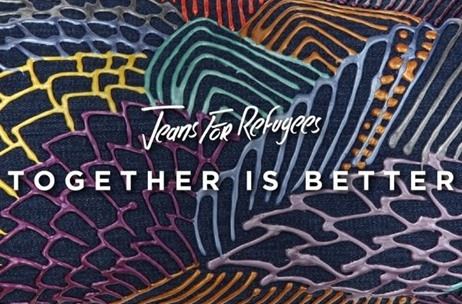 'Together Is Better' Music Fest for Dar's 'Jeans for Refugees' to be Streamed Worldwide on April 17