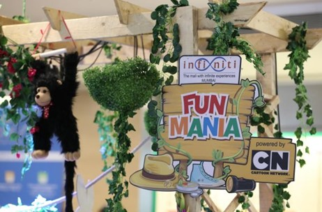 Infiniti Mall Collaborates with Cartoon Network to Announce Jungle Safari Funmania 2018