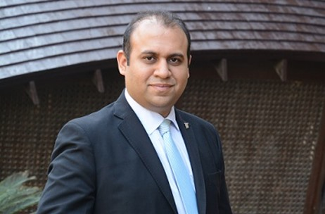 Bharat Ratanpal Appointed as Director of Sales and Marketing at JW Marriott Mumbai Juhu
