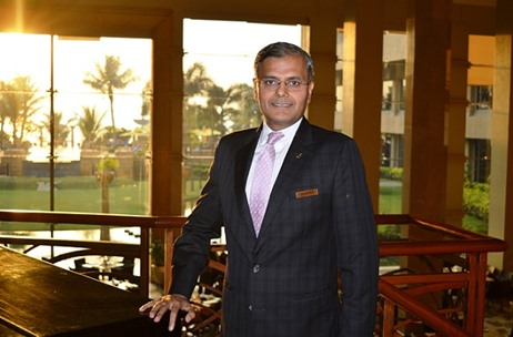 Sharad Puri Appointed as the New General Manager of JW Marriott Mumbai Juhu