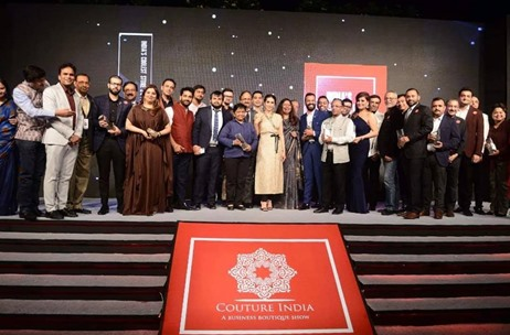 3rd Edition of Couture India Features Awards, Exhibits & More Managed to Perfection by Think XQ