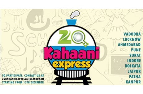 ZeeQ reaches out to nearly 90,000 kids through Kahaani Express