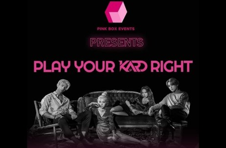 Korean Pop Band 'KARD' India Tour Organised by Pink Box Events