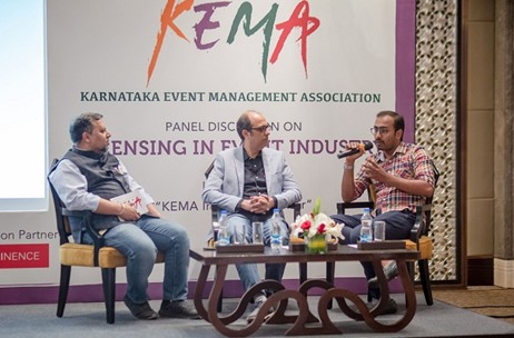 KEMA Organises Panel Discussion On 'Licensing In Event Industry' In Bangalore
