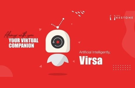 Kestone Launches AI-Powered Virtual Event Smart Assistant 'Virsa Bot' to Enhance Audience Engagement