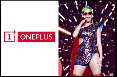Katy Perry to Headline OnePlus Music Festival in Mumbai
