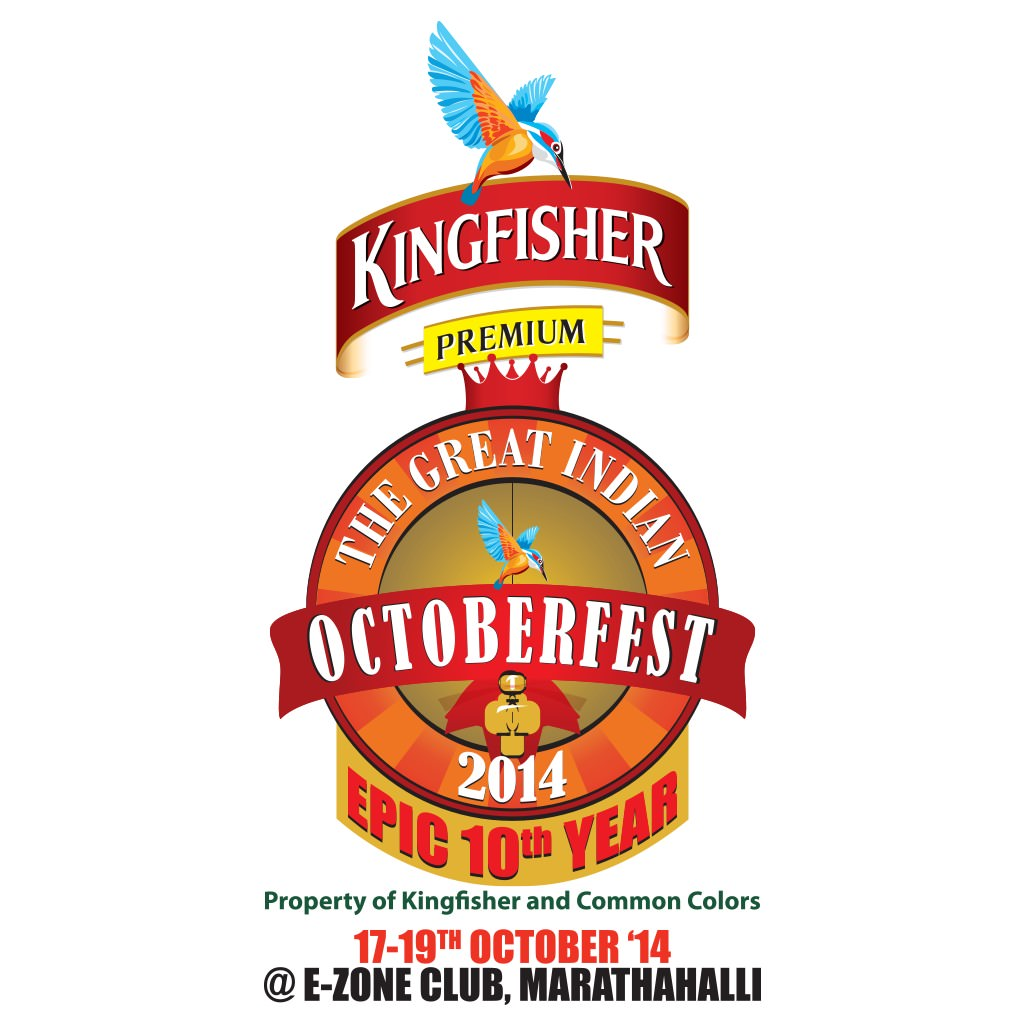 Kingfisher returns with the 10th edition of TGIOF