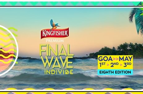 Kingfisher set to close the Goa 'season' with Final Wave