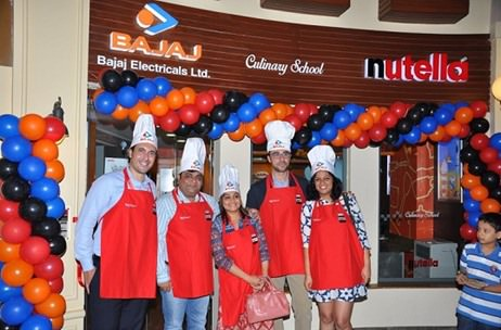 Bajaj Electricals and Nutella get on board KidZania's culinary school
