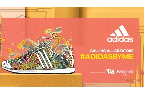 adidas Invites Kids to Push their Creative Boundaries in Association with KidZania India