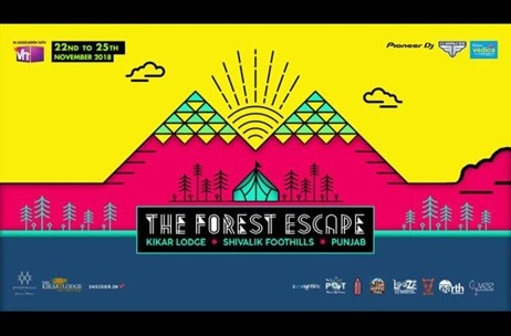 The Kikar Lodge All Set to Host the First Edition of 'The Forest Escape Festival'