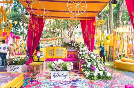 The Westin Mumbai Garden City Turns Resplendent With Wedding Festivites Curated by Knot Married