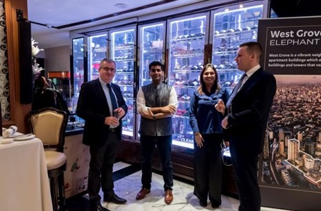 Lendlease Consumer Connect Mumbai Event Brought To Life By Krypton Global Investments
