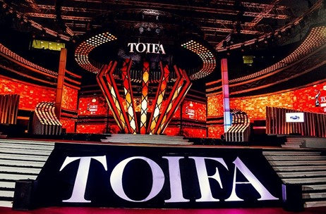 Cineyug Produces and Directs TOIFA 2016 Ceremony in Dubai