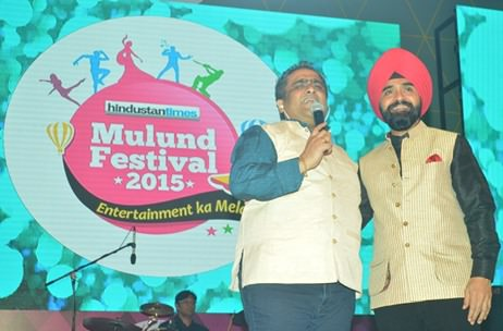 Celebrities & Contests Win The Crowds At Mulund Festival '15; Managed By Nash Events & Entertainment