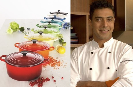 Cookware Brand Le Creuset Associates with Chef Ranveer Brar to Engage Consumers in Delhi