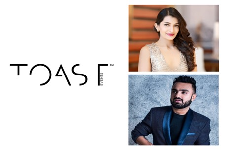 TOAST Events to Represent Niche and Creative Experts