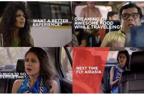 AirAsia India Adds Another Wing To #FlyWithAirAsia Campaign