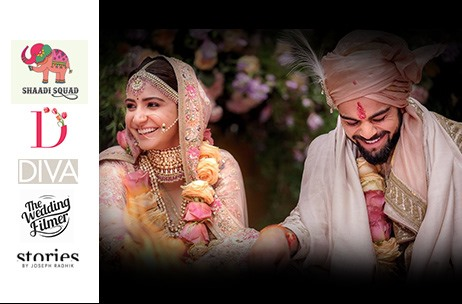 Meet the Exemplary Team Behind the Anushka-Virat Wedding in Tuscany!