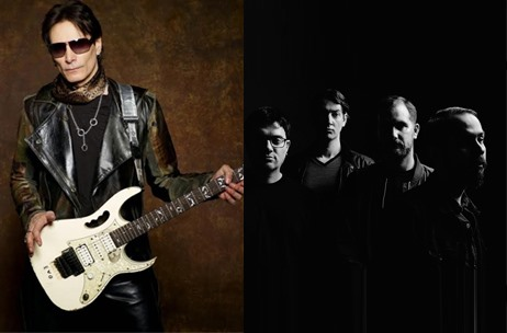 Bacardi NH7 Weekender adds Steve Vai & 'Cigarettes after Sex' to Pune Lineup