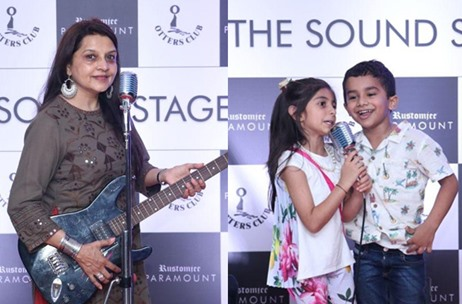 My Space Pavilion Rustomjee Paramount Plays Host To 'The Sound Stage' A Musical Celebration