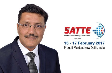 Yogesh Mudras - UBM India Reveals Attractions & Key Highlights from SATTE 2017