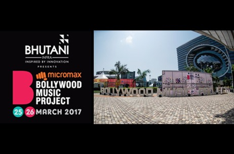 Bollywood Music Project Launches Search for Country's Best Singers