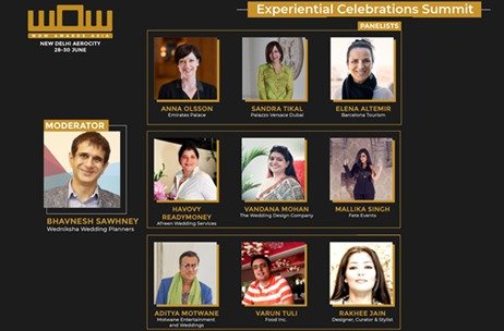 WOW Experiential Celebrations Summit on Creating Heightened Aspirations