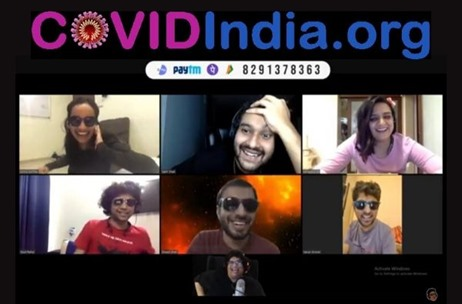 India's Top Comedians Join Hands with COVIDIndia.org to Raise Funds to Support Health Workers!