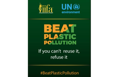 IIFA and United Nations Join Forces To Campaign : 'Beat Plastic Pollution'