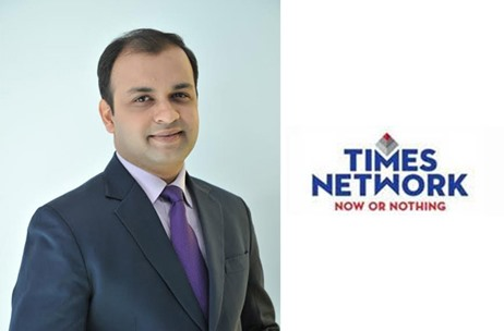 Times Network Appoints Mihir Bhatt As Chief Editor – IPs