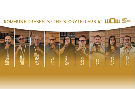 Highlights of 'Kommune Presents: The Storytellers' at WOW Awards Asia 2019