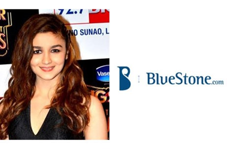 BlueStone.com Adds a Tinsel Twinkle with Alia Bhatt as Brand Ambassador
