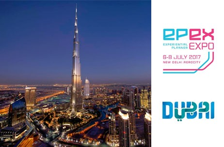Dubai Business Events Enhances Partnership with WOW Awards Asia 2017 and EPEX