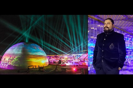 Studio Neelabh Kick-Starts UAE Operations with an Event for UAE Royalty