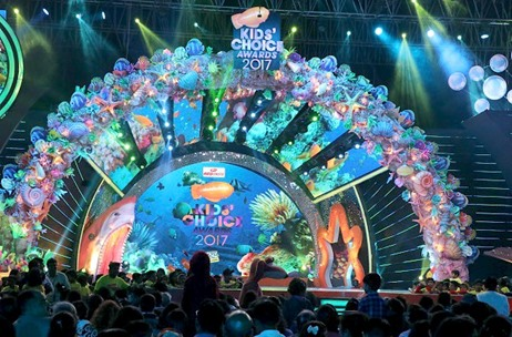 Cineyug Executes Nickelodeon Kids Choice Awards 2017 and Makes it a Starry Affair!